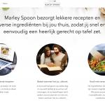 marley spoon bestellen