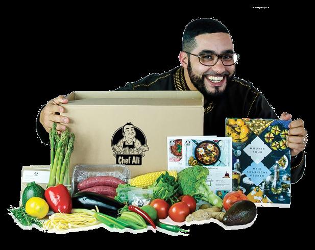 Nieuwsupdate Maaltijdboxen: Zomer maaltijdbox nieuws