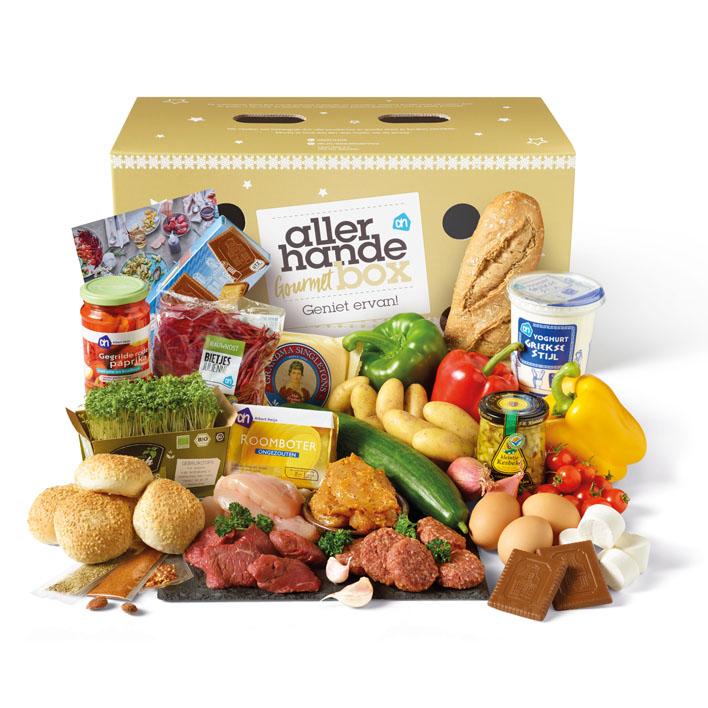 allerhande-gourmetbox-sinterklaas-boodschappen-albert-heijn