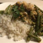 rijst met bloemkoolrijst