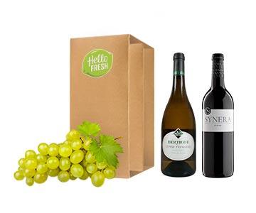 wijnpakket hellofresh