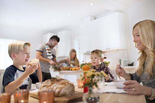maaltijdbox voor gezinnen