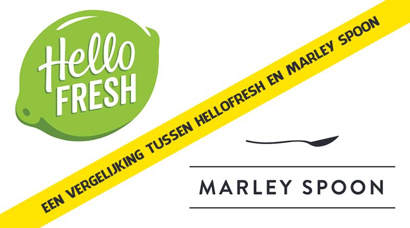 Marley Spoon Oder Hello Fresh