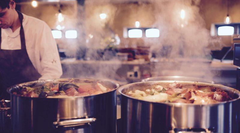 Keukenbenodigdheden voor koken