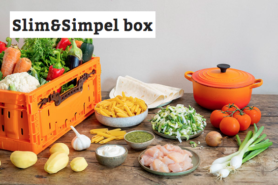 Slim&Simpel box