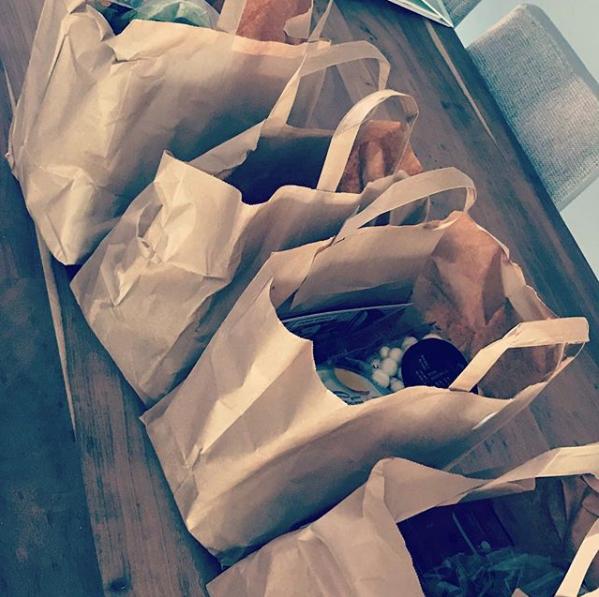 de familiebox maaltijdzakken