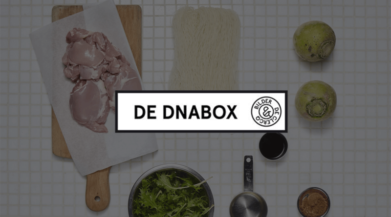 dna foodbox afvallen