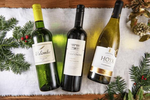 wijnbox kerst hellofresh 2018
