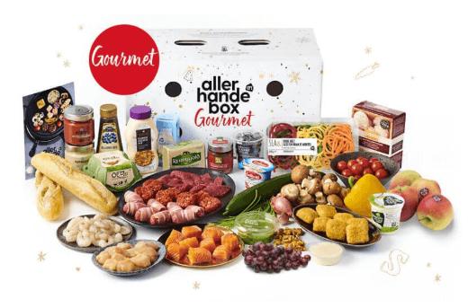 allerhande gourmetbox 2018