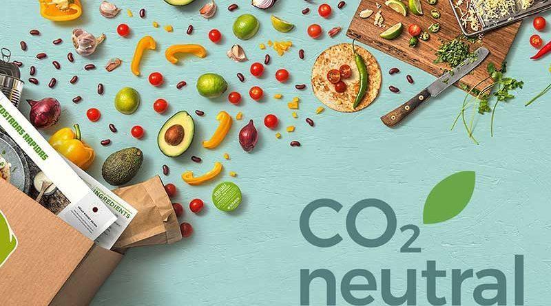 maaltijdboxen worden duurzamer en compenseren co2