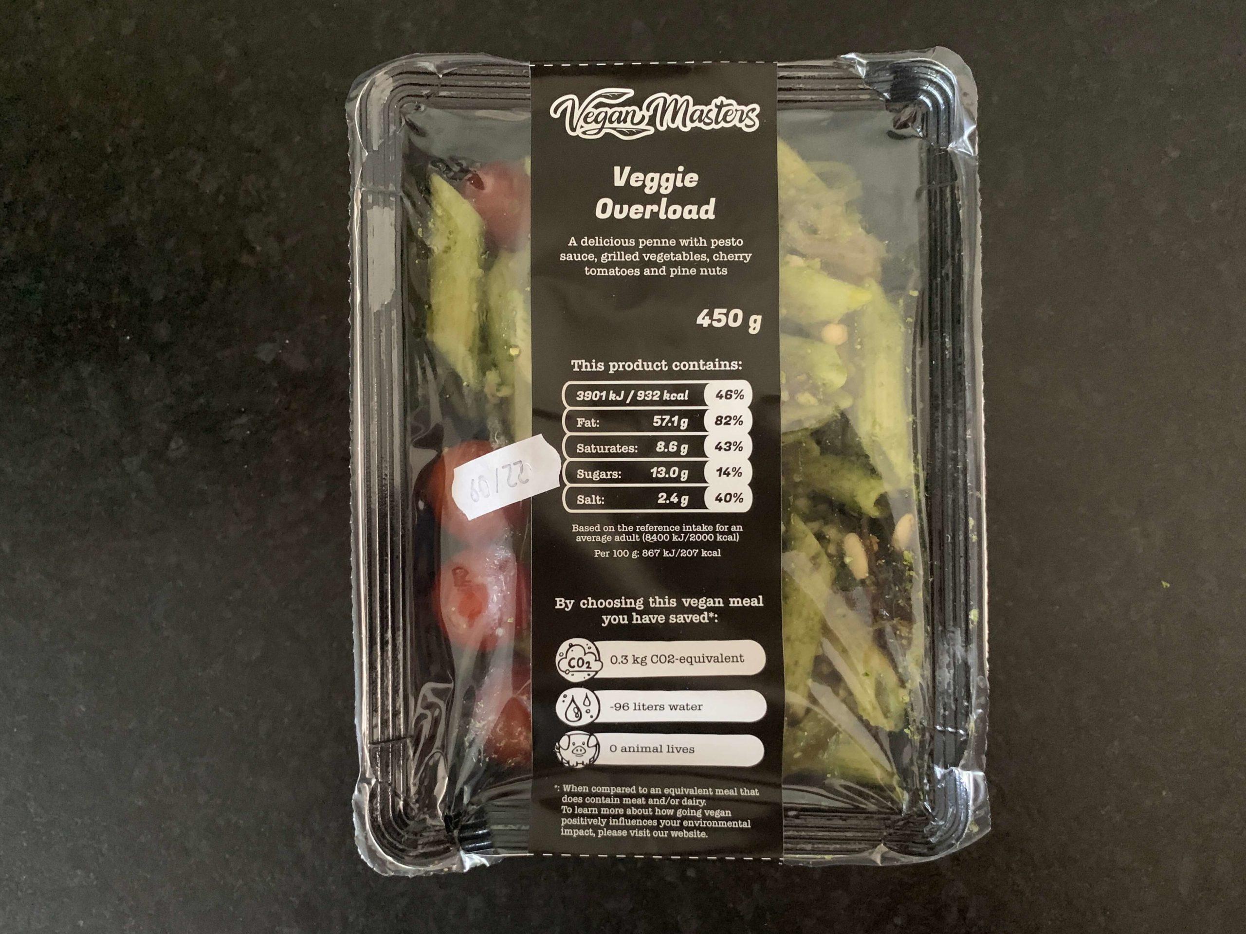 veggie overload