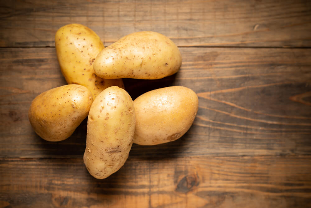 van aardappelen naar aardappelpurree